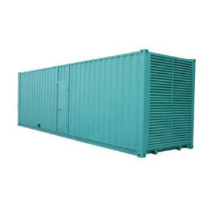 De Generator 16kVA-2250kVA van het Type van Container van Cummins