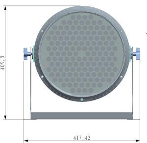 Projecteur extérieur réflecteur réglable Pleins feux des projecteurs à LED (150W/350W)