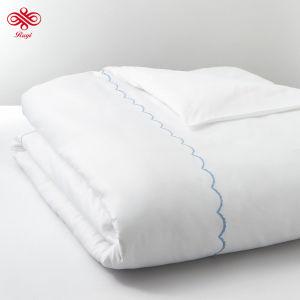 Ruyi 100% algodão clássico hotel de cama bordada Definir Hotel Elegance