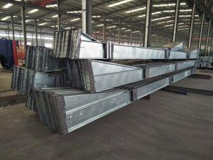 Entrepôt de stockage de l'agriculture de l'acier Structure en acier préfabriqués Warehouse