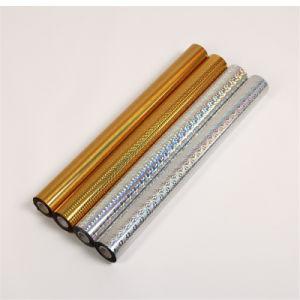 Heißes stempelnde Folien-Papier, Laser-Leder, Zigaretten-Kasten, Handy-Kasten-Aushaumaschine-Folien-Papier