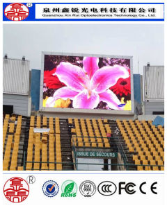 Visualizzazione impermeabile esterna all'ingrosso della visualizzazione di LED di colore completo P5 di alta qualità