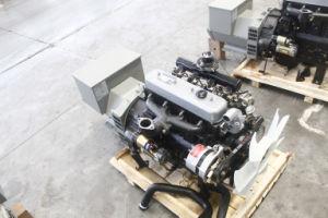 Kpd30 качество номинальной мощностью 22квт 28Ква Yangdong Y495D дизельного генератора