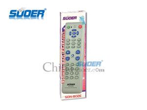 DVD Universal/DVB Télécommande Télécommande du récepteur numérique par satellite (fils-802E)