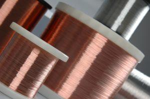 Collegare di alluminio placcato di rame del CCA del cavo elettrico