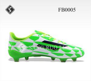 Nuevo diseño de zapatos de suela TPU de Fútbol Profesional Fútbol Messi zapatos