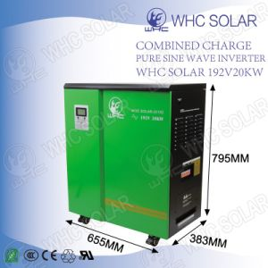 reiner Wellen-Solarinverter des Sinus-20kw für Hauptbeleuchtungssystem