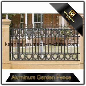 Comitati di alluminio usati personalizzati decorativi della rete fissa del giardino del ferro saldato di alta qualità