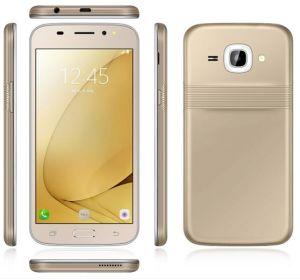 OEM de Slimme Androïde 6.0 5.5 Duim Smartphone van de Telefoon Cellulaire J2