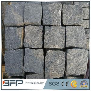 Cobble van het graniet de Betonmolens van de Kei van het Netwerk van de Steen