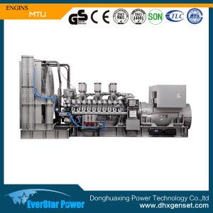Diesel van de Macht 1800kVA van de Motor Mtu van de fabriek de Elektrische (12V4000G63) Reeks van de Generator