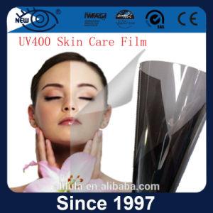 UV100 het Kleuren van de Bescherming van het autoraam de ZonneFilm van de Zorg van de Huid