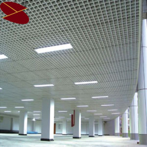 Китай оптовой порошок слой алюминия Moisture-Proof гриль на потолке