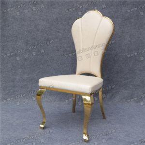 Promoción a bajo precio de la boda elegante silla de acero inoxidable en las piernas (YCX-SS22)