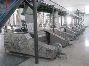 Fábrica de producción de aceite de la bomba de residuos de alto rendimiento
