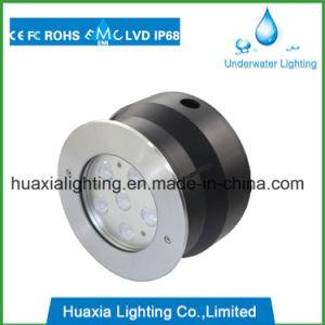 Protección IP68 High Power LED 18W luz subterránea enterrada