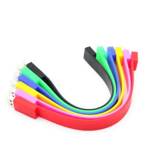 Настроенные ленты на запястье флэш-накопитель USB с вашим логотипом