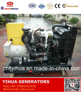 en stock 20kVA/16kw ouvrent le type générateur avec l'engine 20170628A de Perkins