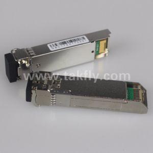 デュプレックスLCのコネクター10gbps 220mのマルチモードのデータ通信SFP+のトランシーバ