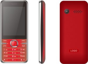 De heetste Telefoon van de Eigenschap van de Telefoon van de Staaf 2.8inch met Dubbele SIM H3