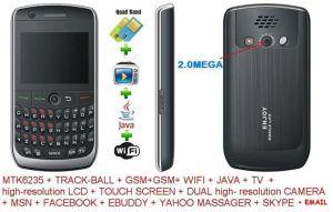 Telefone Móvel WiFi (I89)