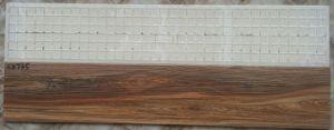 De houten Tegel van de Bevloering van de Tegel van het Porselein van de Tegel van de Plank van de Tegel Houten Houten
