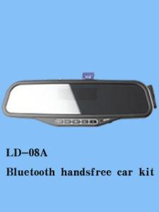 Manos Libres Bluetooth Car Kit de entrada con la tarjeta SD