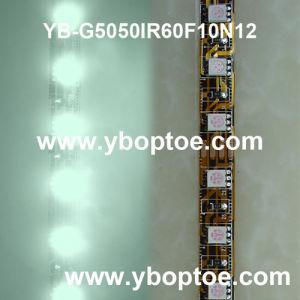 Las luces de la banda flexible de LED infrarrojos pantalla multitouch de Gaza (YB-G5050IR60F10N12).