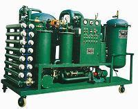 Manejo de equipos usados aislamiento aceite (Zyc-Series)