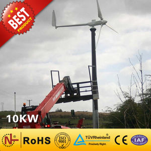 Gerador de Energia Eólica/turbina eólica (10kw)