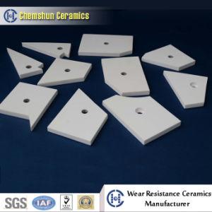 92% 세라믹 제조자에서 맞물리는 반토 도기 타일 안대기