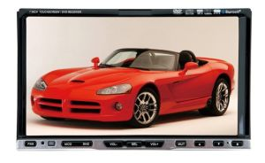 7 Inch Car DVD Players (7258)
