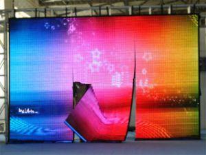 Trasparent LED Screen mit Lightweight und Ultra Thin Body für Lighting Purpose