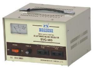 Monofase di serie dello SVC/regolatore a tre fasi di tensione CA Stabilizer/Voltage (AVR)