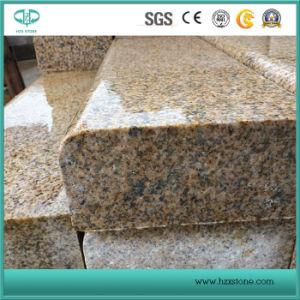 Kerbstone van het Graniet van de Randen van de Weg van de Steen van de Barrière van het Voertuig van het Graniet van Ballentine Grijze