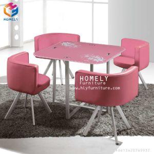 Inicio / juego de mesa de comedor Muebles de Comedor mesa de comedor de mármol de vidrio