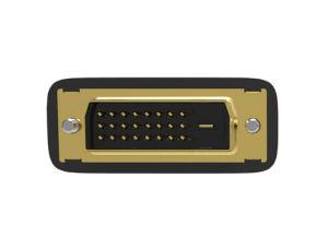 DVI-D는 케이블 (18+1) 가득 차있는 1080P 15ft 링크 DVI 이중으로 한다
