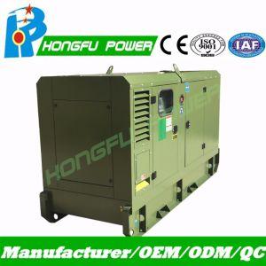 20-275kVA Cummins alimentano il generatore diesel con il baldacchino silenzioso (CE/ISO)