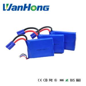 UPSのための11.1V 2300mAh 606178pl電池