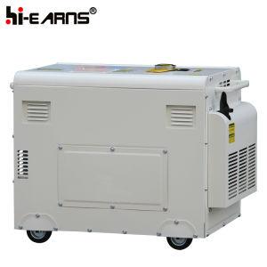 5kw panneau Digita générateur de puissance du moteur Diesel prix