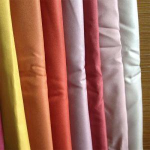 75D 240t de Stof van de Pongézijde van de Polyester voor Kledingstuk Shell of Voering