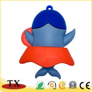 Пвх-накопитель индивидуальные подарки USB