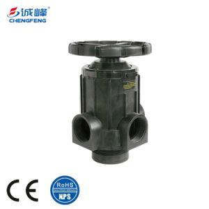 Automatisches oder manuelles Wasserbehandlung-Filter-Ventil