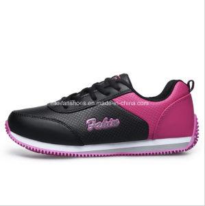 Las mujeres de alta calidad personalizada de la ejecución de calzado deportivo calzado zapatillas de skate (GL1216-6)