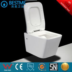 Монтироваться на стену в ванной комнате керамическая Туалет/ туалет Bc-2364