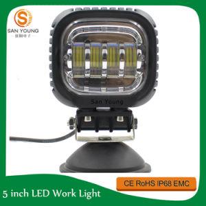Lumière 48W de travail du camion DEL prix bon marché de vente en gros de 4 pouces