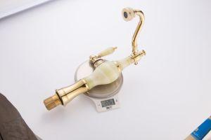 真鍮ハンドル水浴室の流しの混合弁の洗面器のコックを選抜しなさい