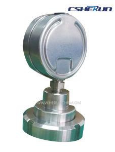 Sistemi della guarnizione del diaframma con il manometro