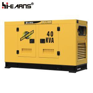 20-1000kw力のディーゼル発電機セット(GF2-30KW)