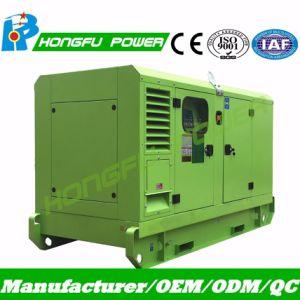 generazione di energia elettrica silenziosa di 160kw 200kVA con Cummins Engine diesel